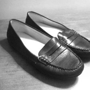 Michael Kors loafers.